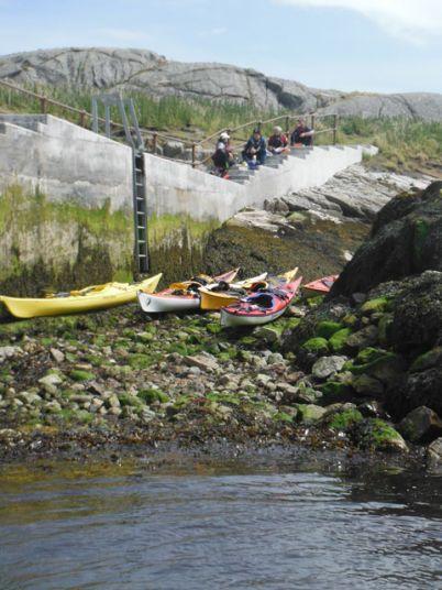 Low tide Dalkey 9 July 2015